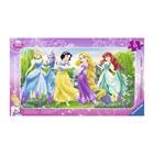 Disney Princesses-Puzzle de 15 pièces