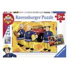 Sam le Pompier-2 puzzles 12 pièces