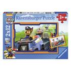 Pat'patrouille-2 puzzles 12 pièces