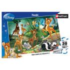 Puzzle 30 pièces Disney Bambi