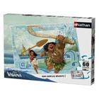 Vaiana-Puzzle 60 pièces Vaina et Maui