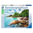 Puzzle 1500 pièces plage fantastique