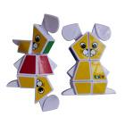 Rubik's junior lapin 3x2x1