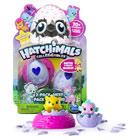 Hatchimal x 2 et nid