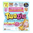 Sachet Twozies 1 bébé et 1 animal