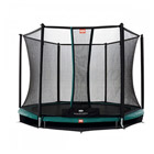 Trampoline Inground Talent 300 avec filet Safety Net Comfort