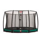 Trampoline Inground Favorit 380 avec filet