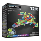 Laser pegs galactic cruiser 12 en 1