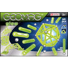 Jeu de construction Geomag Glow 64 pièces