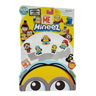 Minions - Figurines mineez x 6 à collectionner
