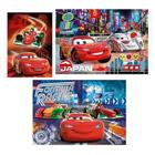 3 puzzles 48 pièces Cars