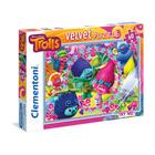 Puzzle velours 60 pièces Trolls