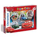Puzzle 104 pièces Cars
