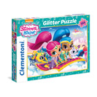 Puzzle 104 pièces Shimmer and shine