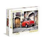 Puzzle 500 pièces Fiat 500