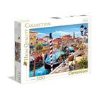 Puzzle 500 pièces canal de Venise