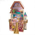 Maison de poupées Disney Belle et la bête