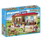 4897-Ferme transportable-Playmobil Country