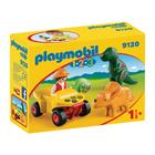 9120-Explorateur et dinosaures Playmobil 1.2.3
