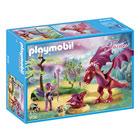 9134-Gardienne des fées avec dragons Playmobil