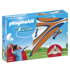 9205-Deltaplane Orange-Playmobil