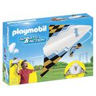 9206-Deltaplane Jaune-Playmobil