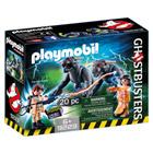 9223-Playmobil Ghostbusters Venkman et les chiens