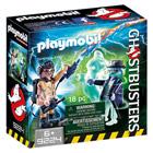 9224-Playmobil Ghostbusters Spengler et fantômes