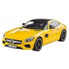 Maquette Mercedes amg GT avec peintures et accessoires