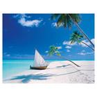 Puzzle 1000 pièces Maldives