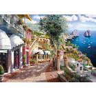 Puzzle 1000 pièces Capri