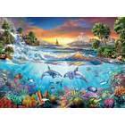 Puzzle 1000 pièces sous la mer