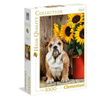 Puzzle 1000 pièces Bulldog