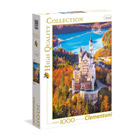 Puzzle 1000 pièces château de Neuschwanstein