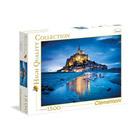 Puzzle 1500 pièces - Le Mont St Michel