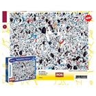 Puzzle 1000 pièces-101 dalmatiens expert