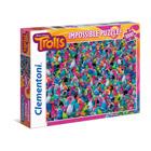 Puzzle impossible 1000 pièces Trolls