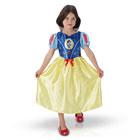 Disney-Déguisement classique Blanche-Neige 5/6 ans