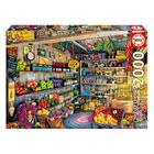 Puzzle 2000 pièces épicerie