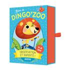 Jeu de cartes Dingo'zoo