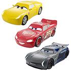 Cars 3 - Véhicule son et lumière miniature