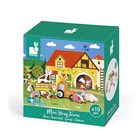 Mini Story - Figurines ferme en bois