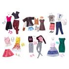 Barbie-Coffret de deux tenues