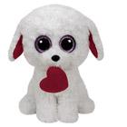Beanie Boo's - Peluche Honey Bun le chien 23 cm