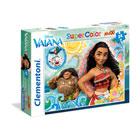 Vaiana-Maxi puzzle color 24 pièces