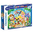 Disney Family-Maxi puzzle 24 pièces