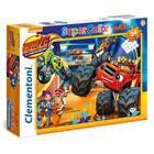 Puzzle 24 pièces Blaze et les Monster Machines