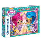 Puzzle 24 pièces Shimmer and Shine