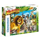 Puzzle 104 pièces Madagascar