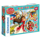 Puzzle 104 pièces Elena D'Avalor